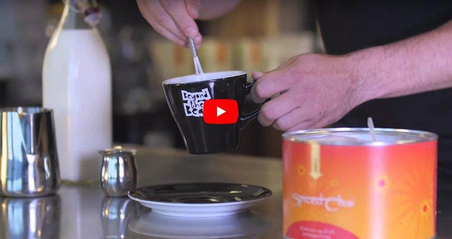 How to Make ZUMA Spiced Chai Latte