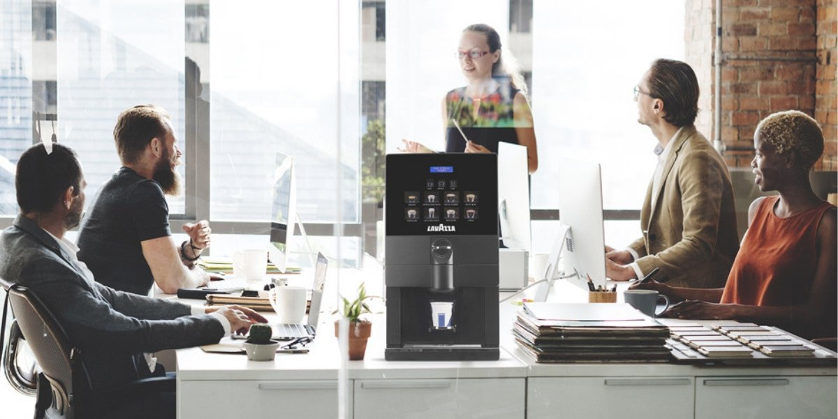 Commercial Coffee Machines Benefits In The Office | Vero Coffee